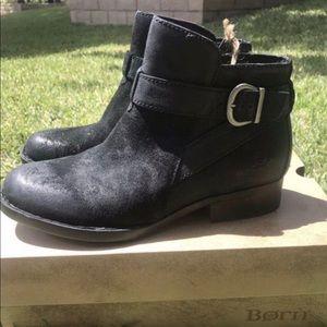 BRAND NEW Born booties